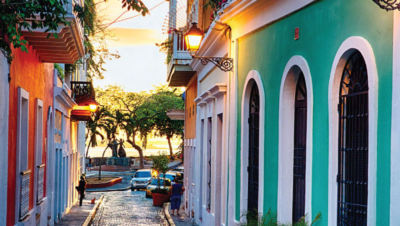 Old-San-Juan | Hillandale Communities