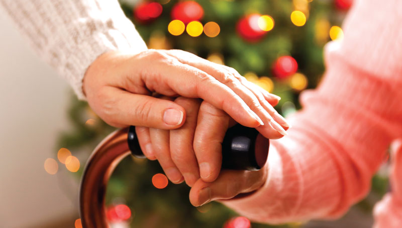 Caring for Loved Ones with Memory Loss During the Holidays