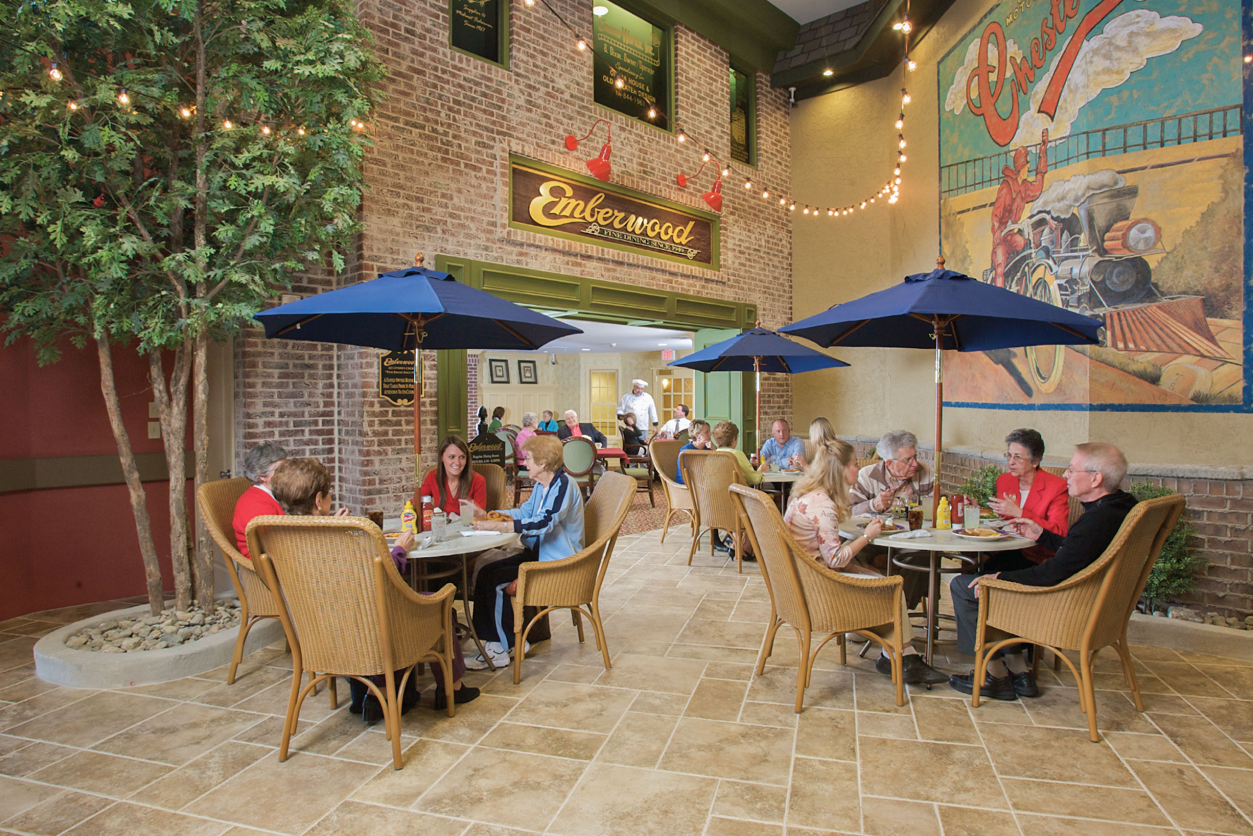 JimE's Patio | Hillandale Communities