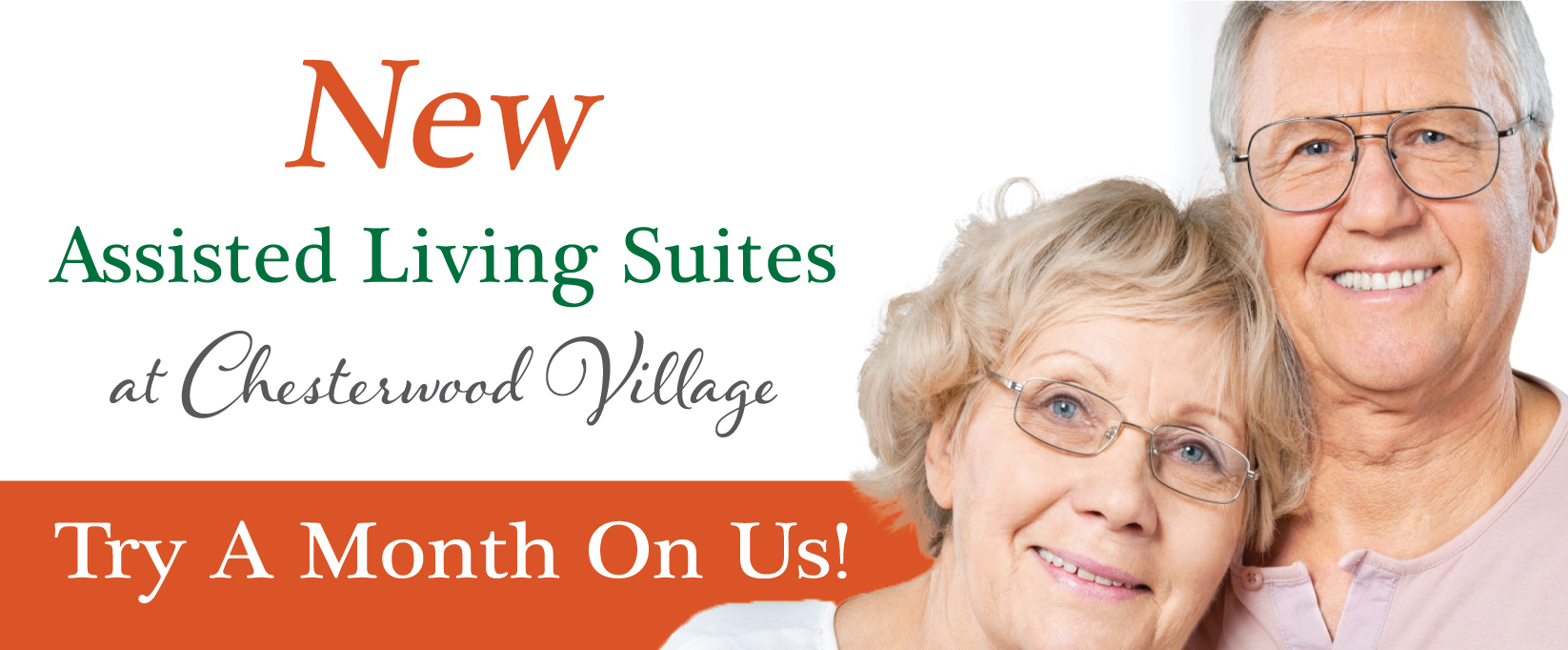 Try A Month On Us Assisted Living | Hillandale Communities