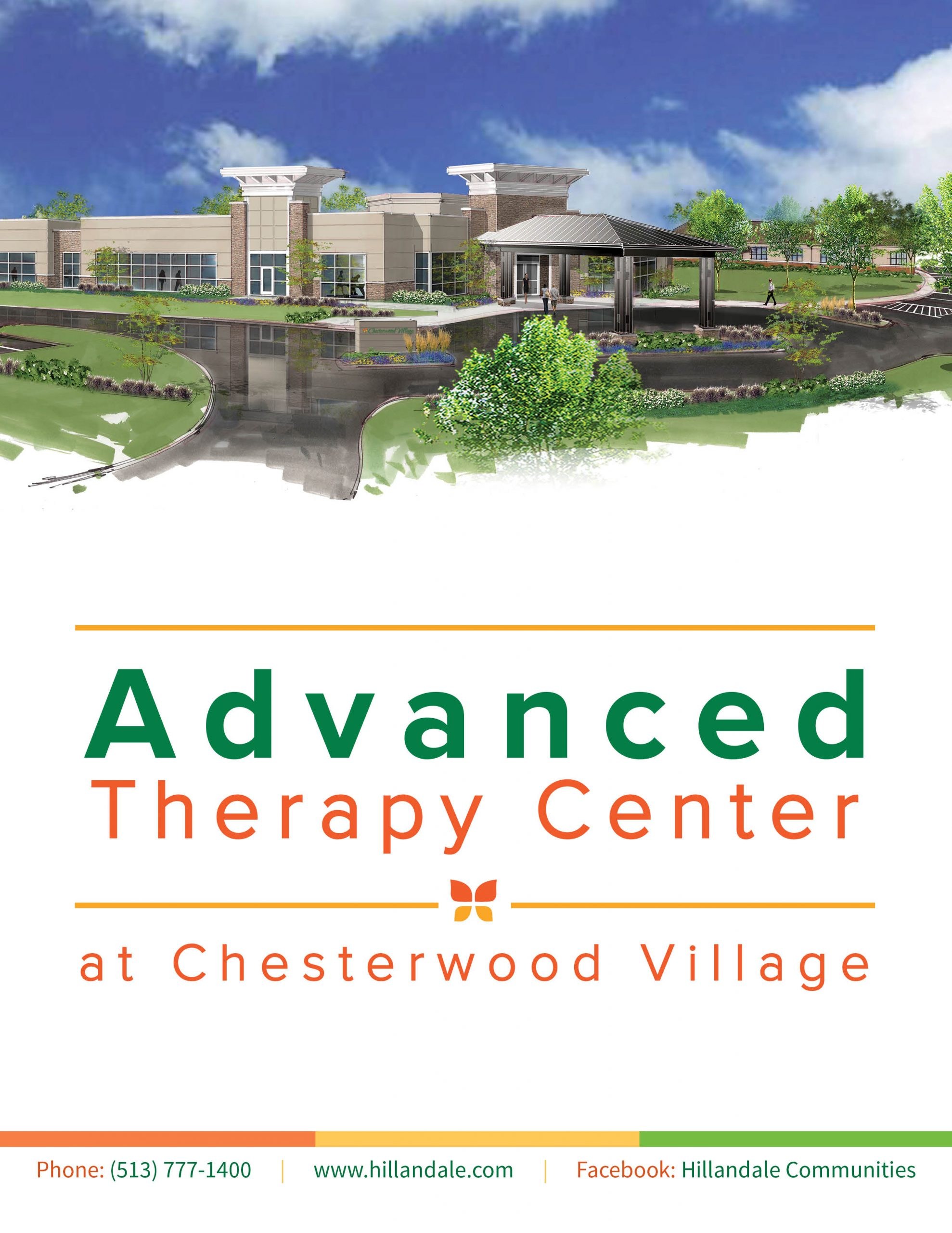 Advanced Therapy Center Brochure | Hillandale Communities
