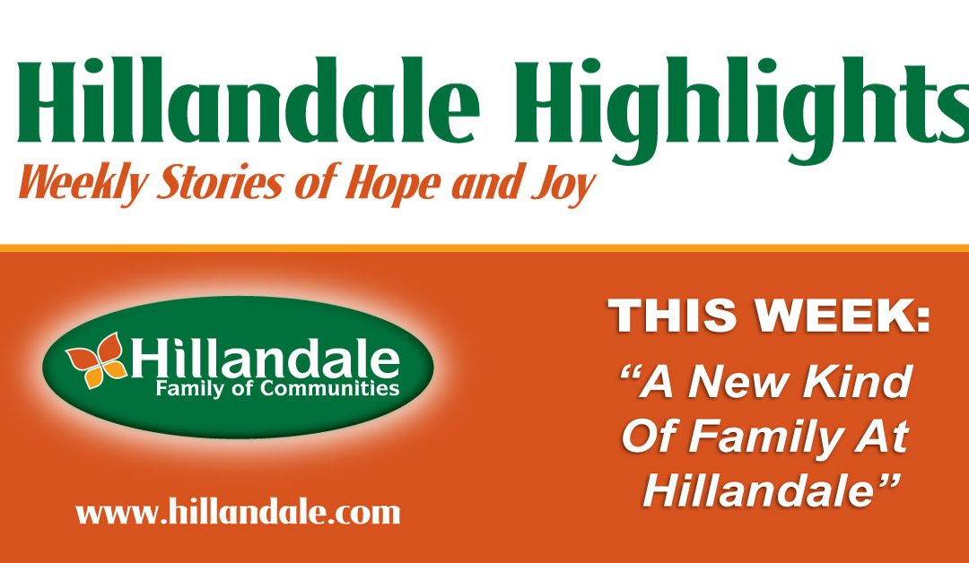 A New Kind of Family at Hillandale