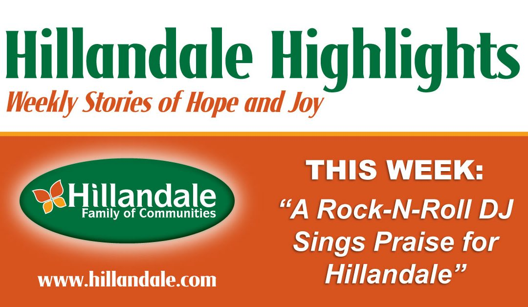 A Rock-N-Roll DJ Sings Praises for Hillandale