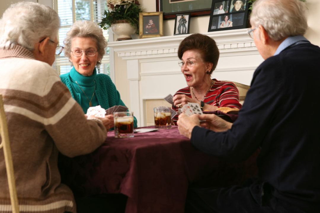 Playing Cards | Hillandale Communities