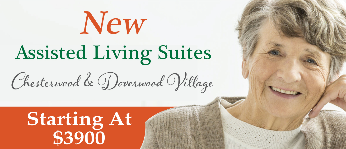 Assisted Living Starting at $3900 | Hillandale Communities